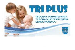 """Javni poziv za podnošenje zahtjeva za ostvarivanje prava na pomoći za podmirivanje troškova stanovanja korisnicima iz Programa """"TRI PLUS"""""""