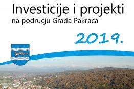Investicije i projekti u 2019. godini