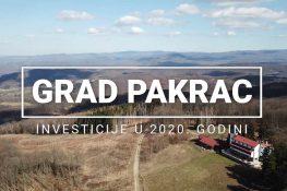 VIDEO: Investicije u 2020. godini