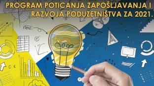 Program poticanja zapošljavanja i razvoja poduzetništva na području Grada Pakraca za 2021. godinu